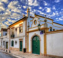Streets Of Faro  by manateevoyager