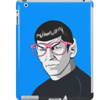 Pop Art Spock Star Trek  iPad Case/Skin
