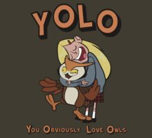 YOLO by UncleDeadward