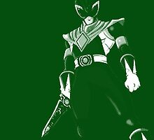 Green Ranger by dee9922