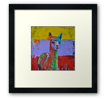 'An engine is a machine that changes the chemical energy of fuel into mechanical energy.' Framed Print