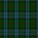 00797 West Coast Woven Mill 1045 Fashion Tartan Fabric Print Iphone Case by Detnecs2013