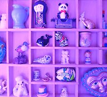 Lavender Curios and Trinkets by artqueene