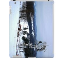 snow magic iPad Case/Skin
