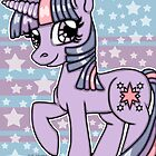 Twilight Sparkle Print by HappyKittyShop