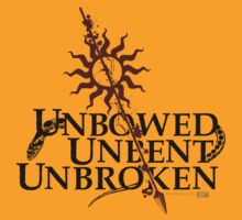 Unbowed Unbent Unbroken by TheRift