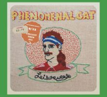 'LEISUREWEAR' BY PHENOMENAL CAT by phenomenalcat