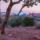 Sedona at Dusk by RobTravis