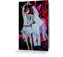 Roaring Twenties Greeting Card