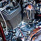 Harley engine by htrdesigns