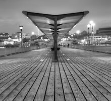 Bournemouth Pier by Chris Day