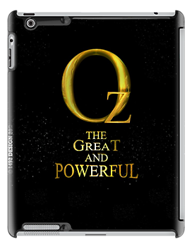 OZ ipad cover by ANDIBLAIR