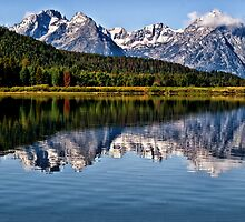 Oxbow Bend by Kathy Weaver