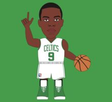 NBAToon of Rajon Rondo, player of Boston Celtics by D4RK0