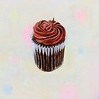 Chocolate Cupcake by Heather McCaw Kerley