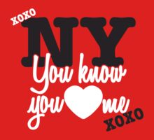 You Know You Love Me - XOXO by jaxrobyn