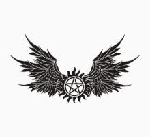 Archangel Anti-Demonic-possession Charm.  by RejectoftheRift