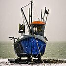 Snow fishing by JEZ22