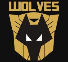 Wolverhampton Wanderers F.C. Transformers by Grandevoodoo