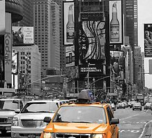 New York Taxi by Danny Thomas