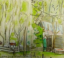 the cutting shed by donnamalone