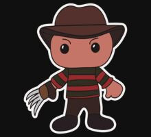 Freddy Krueger by TatiDuarte