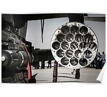 The business end... Poster