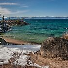 East Shore Lake Tahoe II by Richard Thelen