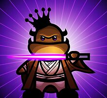 Mace Windu by gloriousmonster