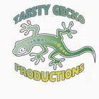 Taesty Gecko Production coloured little logo by taestygecko