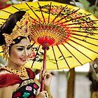 Balinese Girl by Purnawan Taslim Hadi