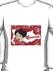 Vintage poster Flamenco T-Shirt