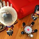 Tin Toy Marching Band by Kuzey3d