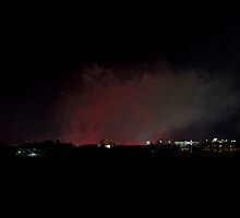 The Canberra Centenary Fireworks - The End by peterhau
