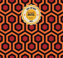 Overlook Hotel by chachipe