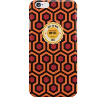 Overlook Hotel iPhone Case/Skin