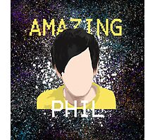 Amazing Phil Ipad case by fandomchic