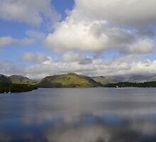 Lake District in the morning by wittieb
