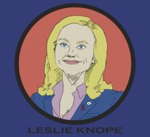 Leslie Knope (Parks and Recreation) by Alex Kittle
