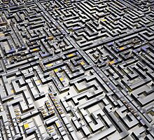 Labyrinth by Norma Cornes