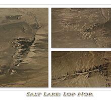 Salt Lake & Desert by Kasia-D
