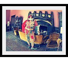 Foolish Furniture  Photographic Print