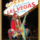 Jester Guitarist in Vegas by jollykangaroo