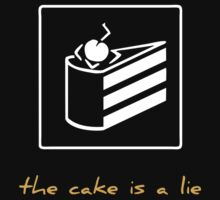 The Cake is a lie by e4c5