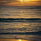 Sunrise over Playa by DMontalbano