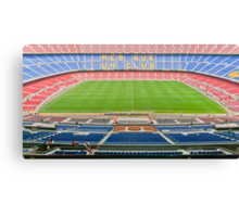Camp Nou (FC Barca) Canvas Print