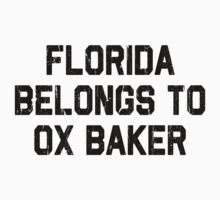 Florida belongs to Ox Baker by Indestructibbo