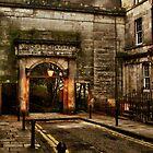 Stockbridge Market by Jordan Moffat