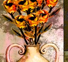 A Dozen Roses Sticker
