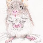 Color pencil mouse by s1lence
